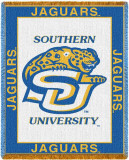Southern University, Seal Throw Blanket