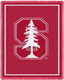 Stanford University, Cardinal Throw Blanket