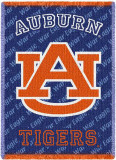 Auburn University, Tigers Throw Blanket
