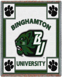 Binghamton University, Mascot Throw Blanket