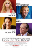 How Do You Know - Reece Witherspoon, Jack Nicholson, Owen Wilson, Paul Rudd Affiche