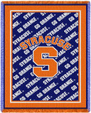 Syracuse University Throw Blanket
