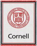 Cornell University, Medical Throw Blanket