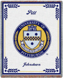 University of Pittsburgh, Johnstown Seal Throw Blanket