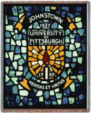 University of Pittsburgh, Crest Throw Blanket