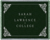 Sarah Lawrence College Throw Blanket
