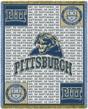 University of Pittsburgh, Go Panthers Throw Blanket