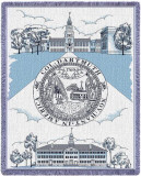Dartmouth University Throw Blanket