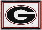 University of Georgia, G Throw Blanket
