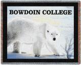 Bowdoin College Throw Blanket