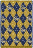 George Washington University, Plaid Throw Blanket