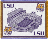 Louisiana State University, Stadium Throw Blanket