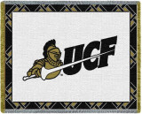 University of Central Florida Throw Blanket