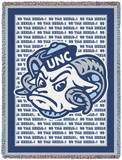 University of North Carolina, Go Tarheels Throw Blanket