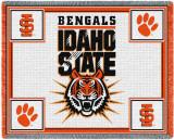 Idaho State University Throw Blanket