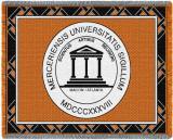Mercer University Throw Blanket