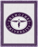 Des Moines University, Seal Throw Blanket