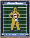 Penn State University, Standing Mascot Throw Blanket