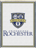 University of Rochester, Medical Center Throw Blanket