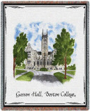 Boston College Throw Blanket
