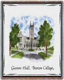Boston College Throw Blanket