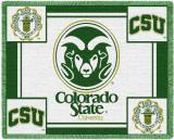 Colorado State University, Logo Throw Blanket
