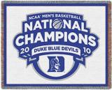 Duke University, 2010 NCAA Champions Throw Blanket