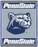 Penn State University, Lion Head Logo Throw Blanket