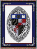 Johns Hopkins University, Seal Throw Blanket