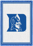 Duke University, Blue Devil Throw Blanket