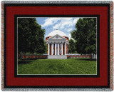 University of Virginia, Rotunda Throw Blanket