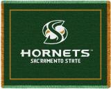 California State University, Sacramento Throw Blanket