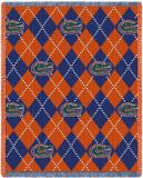 University of Florida, Plaid Throw Blanket
