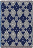 Xavier University, Plaid Throw Blanket