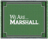 Marshall University, We Are Throw Blanket