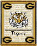 Grambling State University, Mascot Throw Blanket