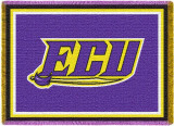 East Carolina University Throw Blanket
