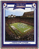 Auburn University, Perfect Season Throw Blanket