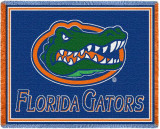 University of Florida, Gator Throw Blanket