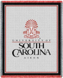 University of South Carolina, Aiken Throw Blanket