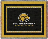 University of Southern Mississippi, Eagle Head, Throw Blanket
