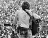 Woodstock 1969 Canvastaulu