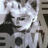 Madonna - Take a Bow Stretched Canvas Print