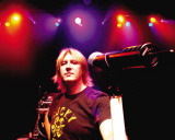 Def Leppard- Joe Elliot Stretched Canvas Print
