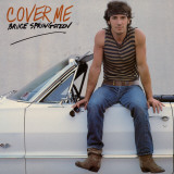 Bruce Springsteen - Cover Me Stretched Canvas Print