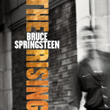 Bruce Springsteen - The Rising Stretched Canvas Print