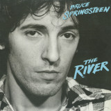 Bruce Springsteen, The River Stretched Canvas Print