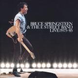 Bruce Springsteen and The E Street Band, Live 1975-85 Lærredstryk på blindramme