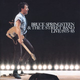Bruce Springsteen and The E Street Band, Live 1975-85 Stretched Canvas Print