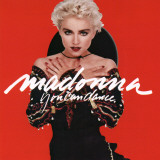 Madonna - You Can Dance Leinwand